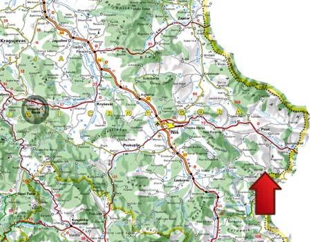 zvonacka-banja-mapa
